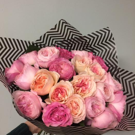 Пионовидности: букеты цветов на заказ Flowwow