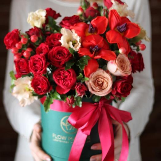 Влюблённый Шекспир: букеты цветов на заказ Flowwow