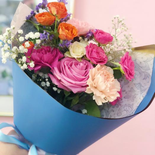 Букет 188: букеты цветов на заказ Flowwow