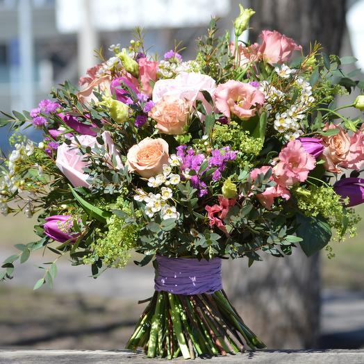 Сопрано: букеты цветов на заказ Flowwow