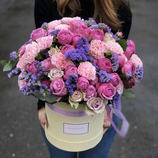 Box 1: букеты цветов на заказ Flowwow