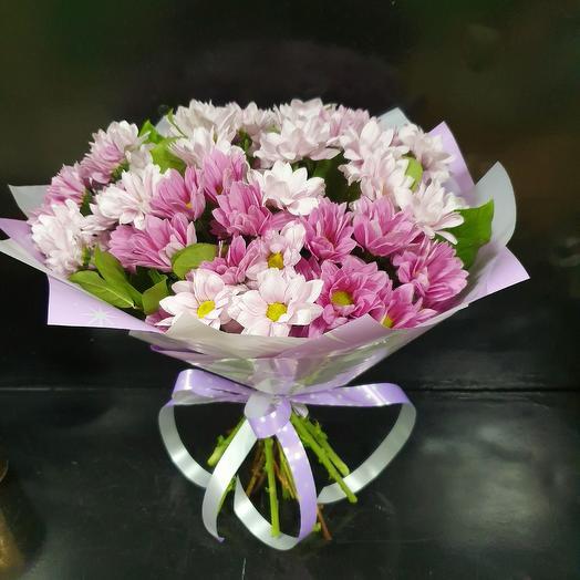 Букет 221: букеты цветов на заказ Flowwow