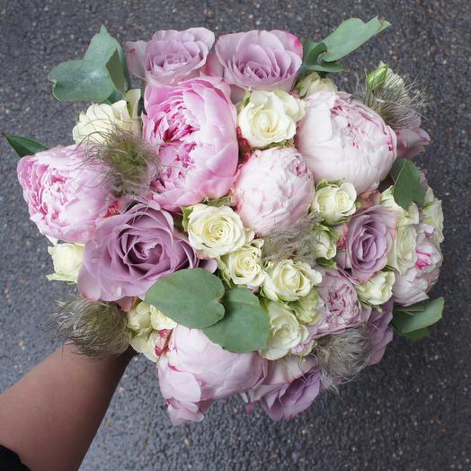 Свадебный букет 6: букеты цветов на заказ Flowwow