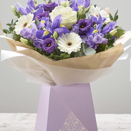 Lilac gift