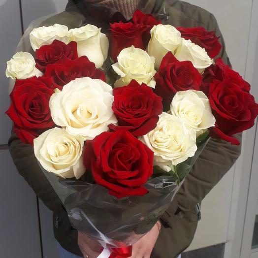 Классический изысканный: букеты цветов на заказ Flowwow
