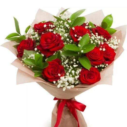 Bouquet good luck