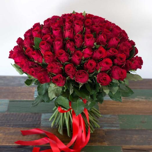 Кения 71 роза