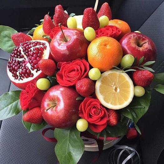 Fructis Box
