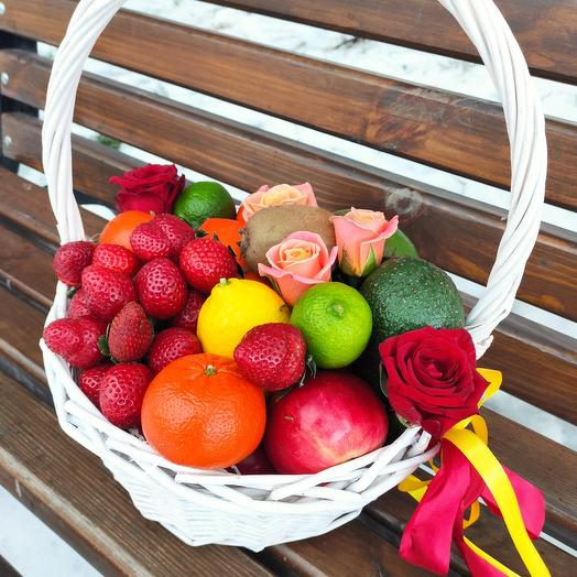 "Fruit basket ""For Health"""