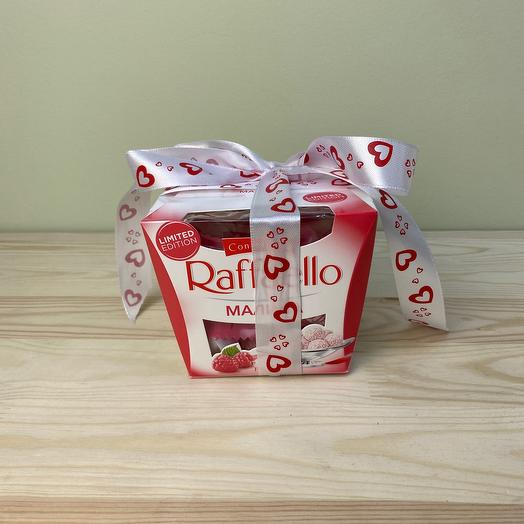 Raffaello RASPBERRY candies