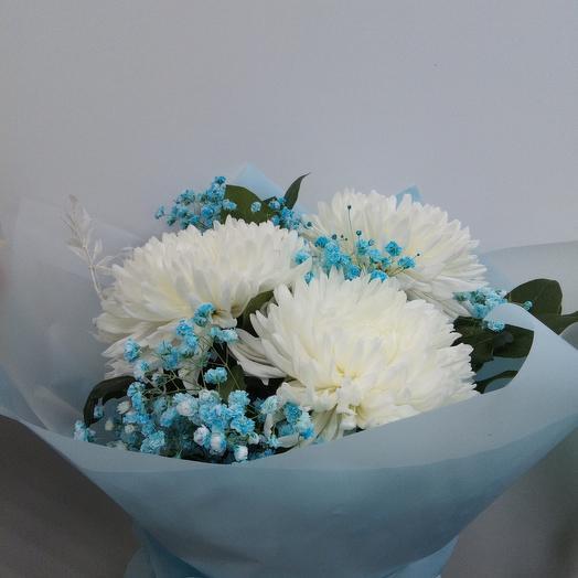 "Bouquet "" Blue haze"""
