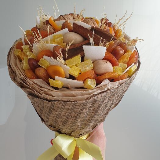 Сухофруктовый букет Корица