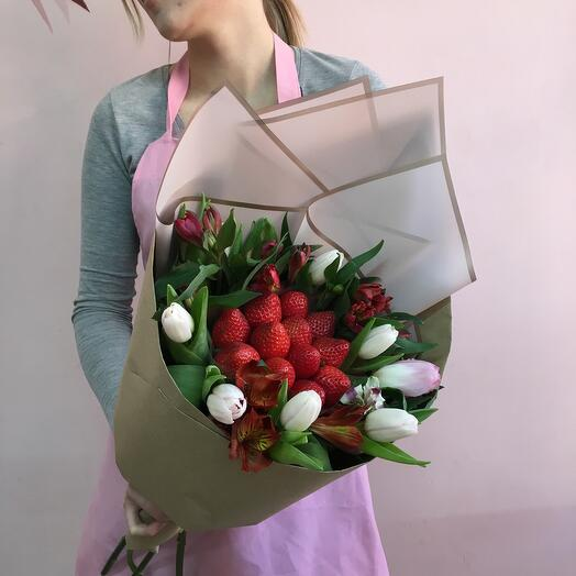 "Bouquet ""Refined"" Grande"