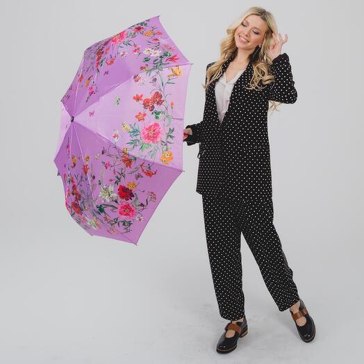 Складной женский зонт 100117