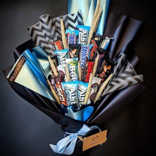 Шоколадный букет M