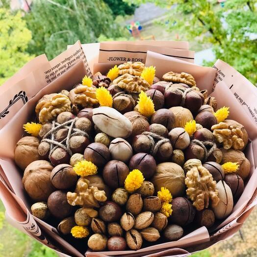 Ореховый букет N 1