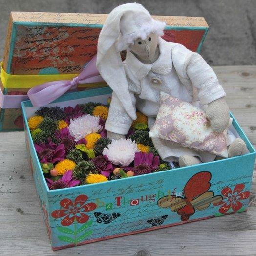 Цветные сны: букеты цветов на заказ Flowwow