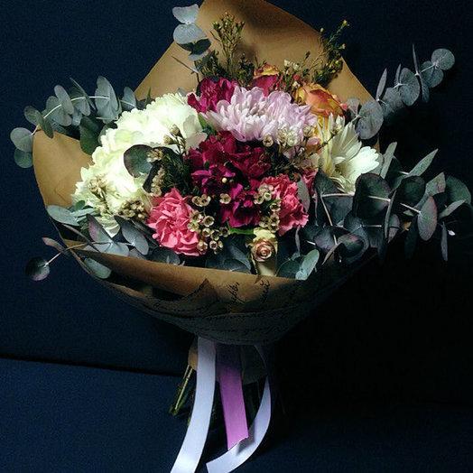Букет 211: букеты цветов на заказ Flowwow