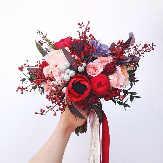 Букет Эль торро: букеты цветов на заказ Flowwow