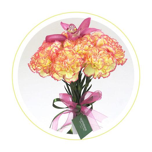 Букет персона: букеты цветов на заказ Flowwow