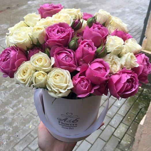 Утренний поцелуй: букеты цветов на заказ Flowwow