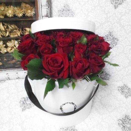 Милым дамам!: букеты цветов на заказ Flowwow
