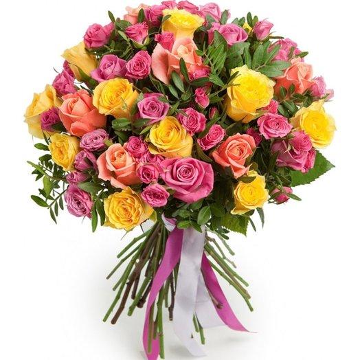 Букет  72 Тресси: букеты цветов на заказ Flowwow