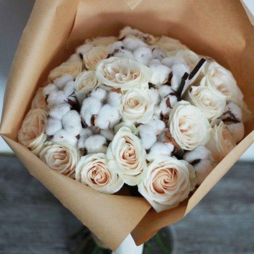Craft: букеты цветов на заказ Flowwow