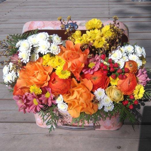 СЮРПРИЗ ДЛЯ ВАС: букеты цветов на заказ Flowwow