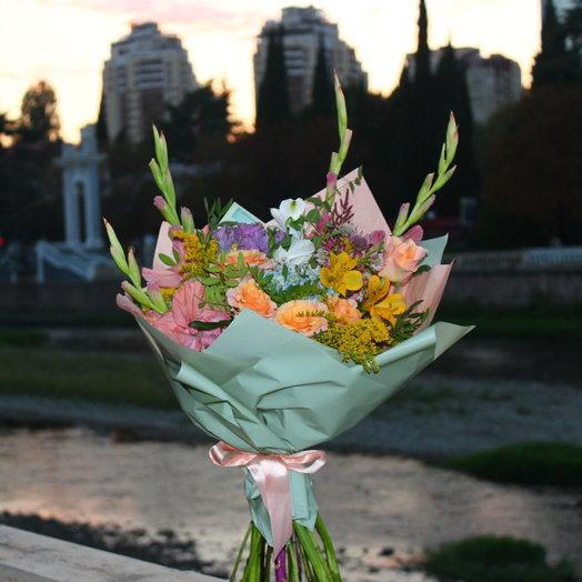 Букет Пастила: букеты цветов на заказ Flowwow