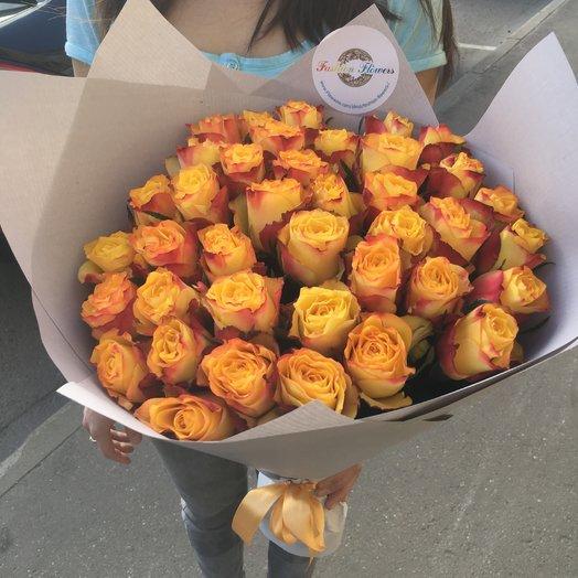 Кенийские розы: букеты цветов на заказ Flowwow