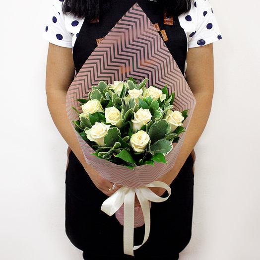 """Букет """"Шарлота"""": букеты цветов на заказ Flowwow"""