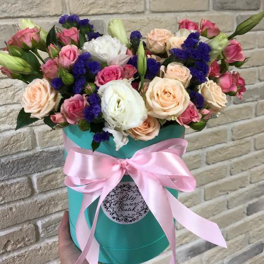 Зимние ягоды: букеты цветов на заказ Flowwow