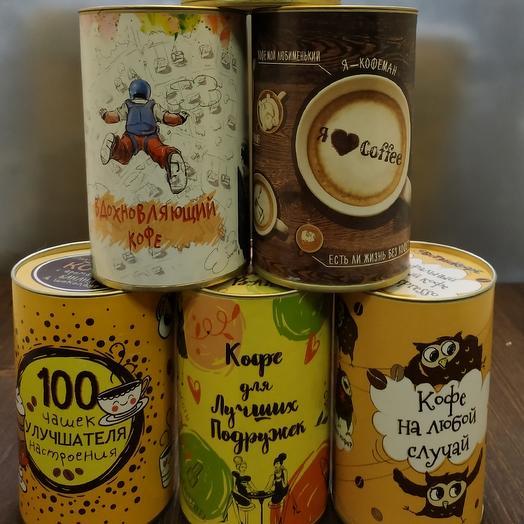 Кофе: букеты цветов на заказ Flowwow