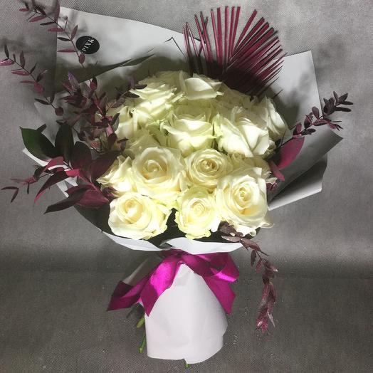 Романтик: букеты цветов на заказ Flowwow