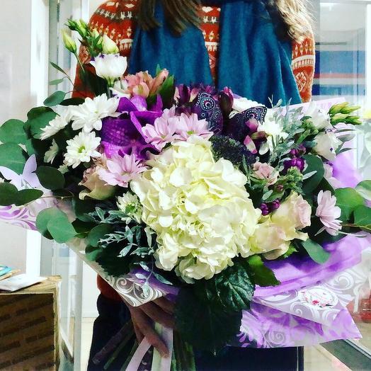 «Lovely»: букеты цветов на заказ Flowwow