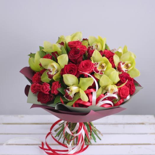 Графиня: букеты цветов на заказ Flowwow
