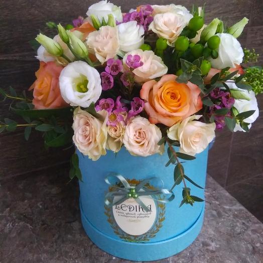 Россетти: букеты цветов на заказ Flowwow