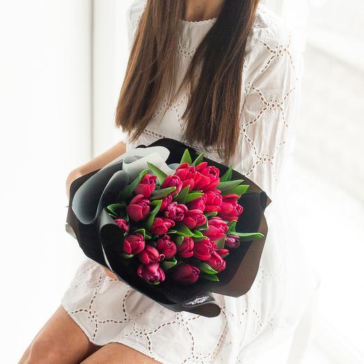 МОНО 09: букеты цветов на заказ Flowwow