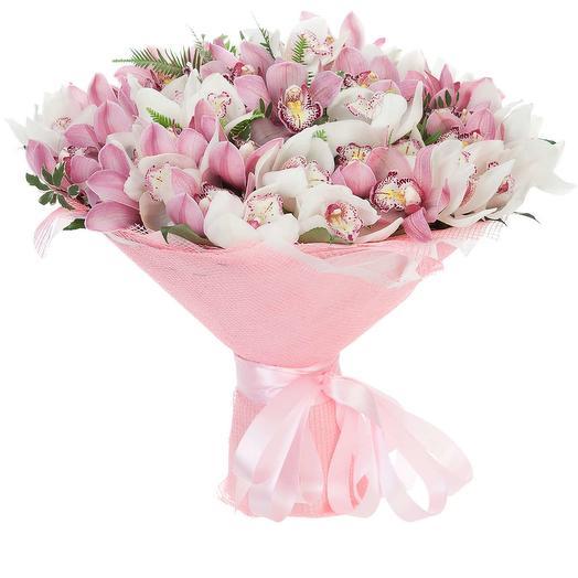 Букет из Орхидеи: букеты цветов на заказ Flowwow