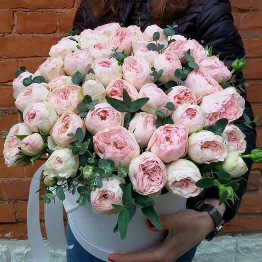 First kiss: букеты цветов на заказ Flowwow