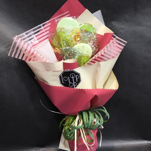 Киви-миви: букеты цветов на заказ Flowwow