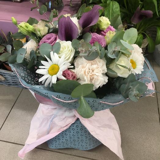 О, май гардэн: букеты цветов на заказ Flowwow
