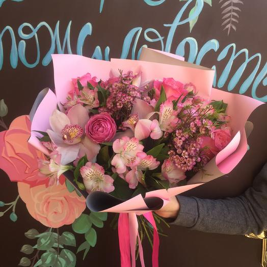 Букет Жизель: букеты цветов на заказ Flowwow