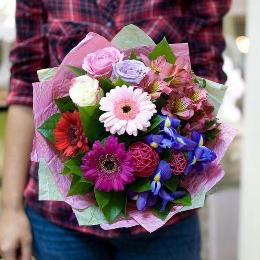 "Букет цветов ""Персей"": букеты цветов на заказ Flowwow"
