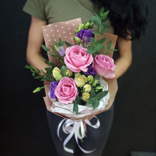Цветочный малыш: букеты цветов на заказ Flowwow