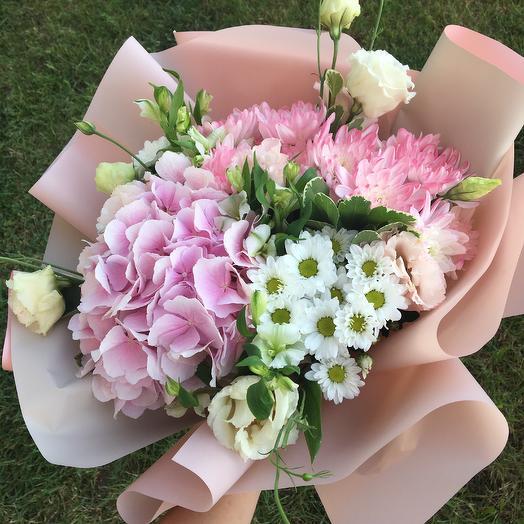Сказочная нежность 💐: букеты цветов на заказ Flowwow