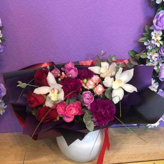 Клео: букеты цветов на заказ Flowwow