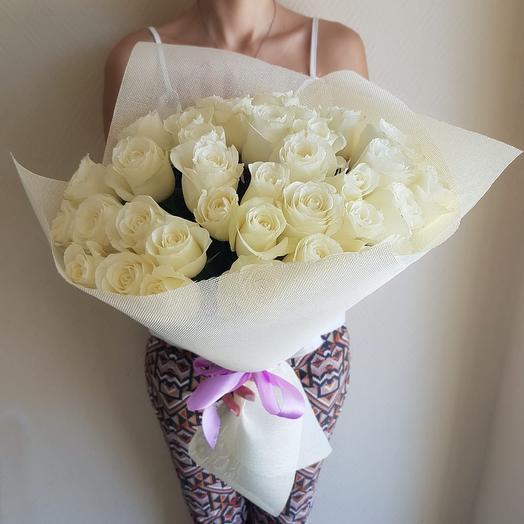 Букет 118: букеты цветов на заказ Flowwow