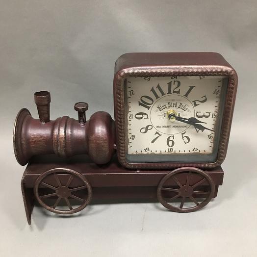 Часы Поезд Ретро: букеты цветов на заказ Flowwow